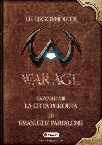 nuovo capitolo a disposizione - Warage