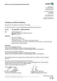 Einladung zur ärztlichen Fortbildung 25. April 2012 – 19.00-21.00 Uhr