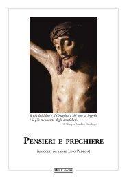 PEvSIERI E PREGηIERE - Padre Lino Pedron