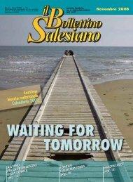 Contiene insertoredazionale Calendario 2009 - il bollettino ...