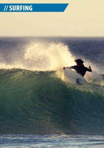 // SURFING