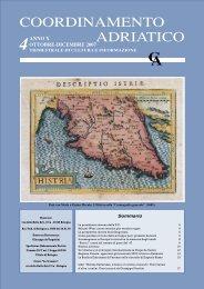 Scarica il Bollettino in formato PDF - Coordinamento Adriatico