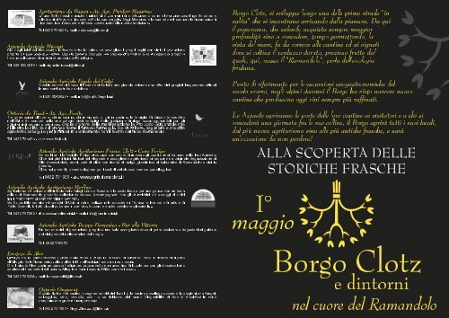 Agriturismo da Basan - Az. Agr. Pividori Massimo - Turismo Friuli ...