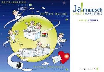 Folie 1 - Jannausch  Dialog-Marketing