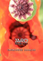 CATALOGUE 2008/09 - Jaro Medien