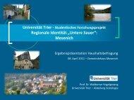 """""""Untere Sauer"""": Mesenich - von Dr. Waldemar Vogelgesang"""