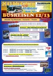 21 Start 2013 Stand 28.12.12 Internet - Waldenmaier ...