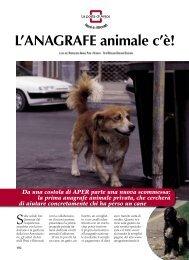 Argos - Anagrafe Animale Privata Italiana