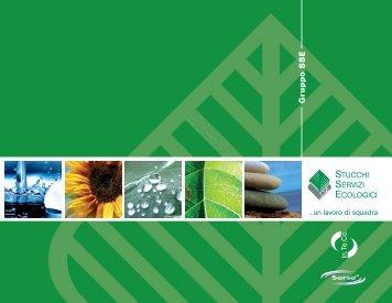 Scarica la Brochure! - Stucchi Servizi Ecologici Srl