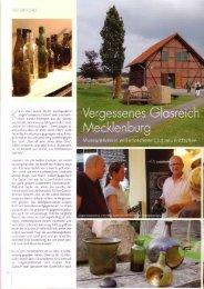 dazu - Mecklenburger Waldglasmuseum e.V.