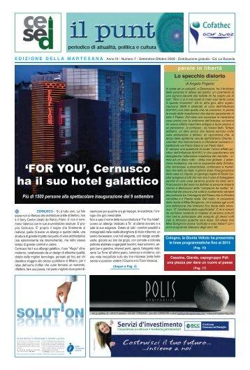 il Punto Martesana - Sett/Ott 09