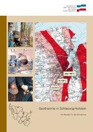 Geothermie in Schleswig-Holstein - Landesamt für Landwirtschaft ...