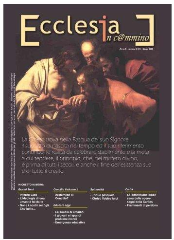 Spiritualità - Diocesi Suburbicaria Velletri - Segni