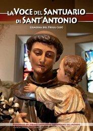 boll giugno 09.indd - Il Santuario di Sant'Antonio