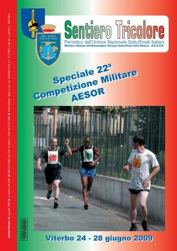 N° 3 Anno XVII (LVII) ~ Luglio/Ottobre 2009 - Unione Nazionale ...