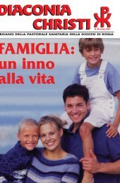 Nr 40 Ottobre 2004 - Diocesi di Roma