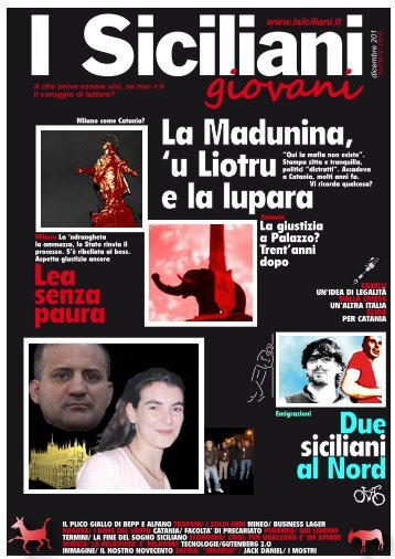 dicembre 2011 - I Siciliani giovani