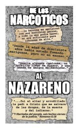 NAZARENO - Fellowship Tract League