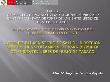 medidas para la prevención y control de los riesgos del consumo ...
