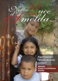Papa Francesco - Suore Domenicane della Beata Imelda