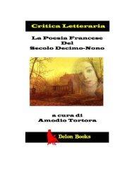 La Poesia Romantica Francese del Secolo Decimo ... - eBooks-eTexts