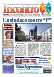 Incontro - Parrocchia San Pietro Apostolo