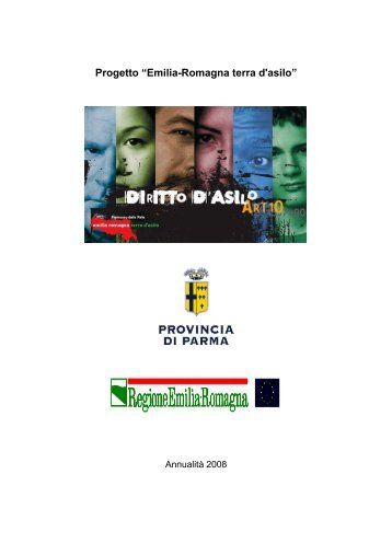 Emilia-Romagna terra d'asilo - Servizio Centrale
