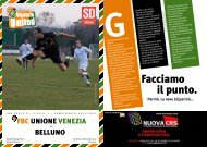 FBCLIVE/multimedia - Venezia United