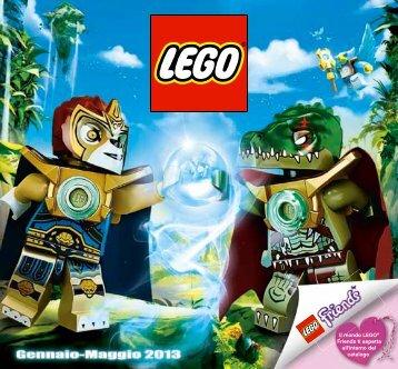 Il mondo LEGO Friends ti aspetta all'interno del catalogo