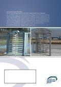 Perimeter Drehkreuze TurnSec + RotoSec - Seite 4