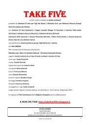 IL PRESS BOOK in PDF - Studio Morabito