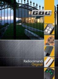 Radiocomandi Originali