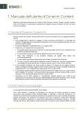 Dynamic Content Manuale Utente - Esko Help Center - Page 4