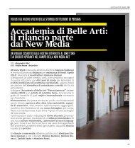 Piacere Magazine di aprile 2010 - Accademia di belle arti Pietro ...