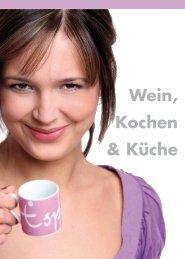 Wein, Kochen & Küche - Jenny Werbeartikel