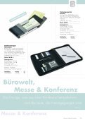 rowelt, esse & nferenz Bürowelt, Messe ... - Jenny Werbeartikel - Page 2