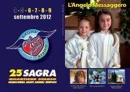 2012 numero 3 - Parrocchia dei Santi Angeli Custodi di Verona