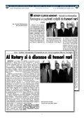 Sett-Ott 2007 - Rotary Club Mondovi - Page 6