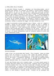 LA PERLA NERA DELLA POLINESIA Le perle della Polinesia di ...