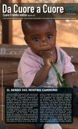 Cuore Fratello notizie Anno 9-n°3