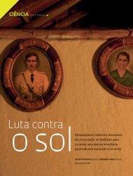 Luta contra - Revista Pesquisa FAPESP