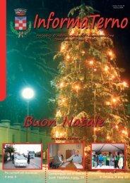 Dicembre - Comune di Terno d'Isola