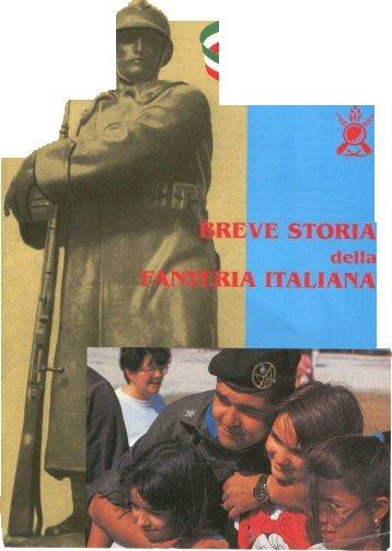 Breve storia della Fanteria italiana .pdf