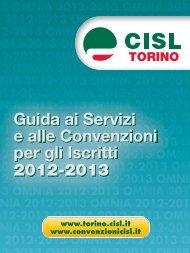Guida ai Servizi e alle Convenzioni per gli Iscritti 2012 ... - cerca - Fiba