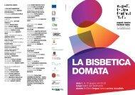 LA BISBETICA DOMATA - Napoli Teatro Festival