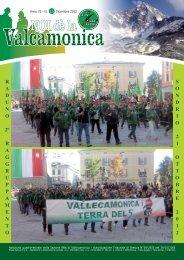 Noi dé la Valcamonica n° 25 dicembre 2012 - Vallecamonica