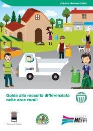Guida alla raccolta differenziata nelle aree rurali - Comune di Cesena