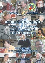 ATTI DEL CONVEGNO - Associazione