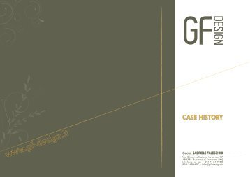 case history.ai - Studio di Architettura & Design