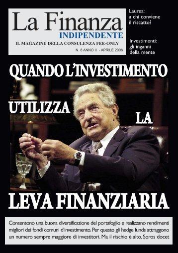 La Finanza Indipendente .qxp:La Finanza indipendente - Captha